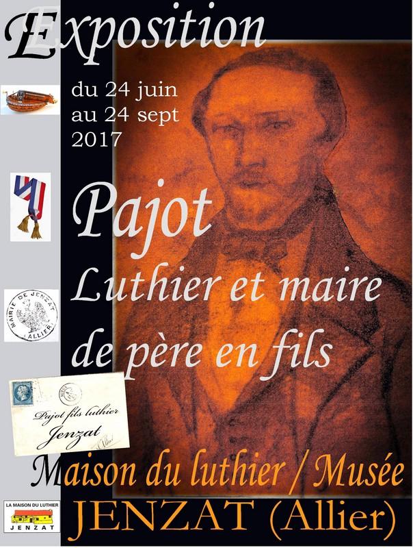 Pajot Luthier et maire de père en fils